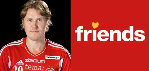 Friends intervjuar Mika Kohonen
