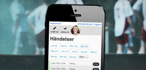 Mobilanpassad närvarorapportering är nu ännu bättre i iPhone!
