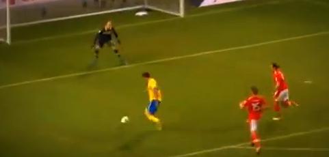 Se målen från Sverige-Österrike igen!