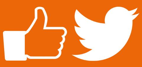 Hjälp till att sprida information om ditt lag: Facebook-gilla och tweeta!