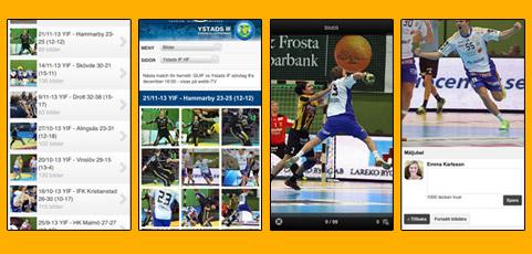 Smartare bildvisning och bildkommentarer i mobilen!