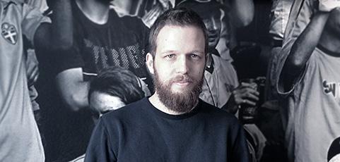 Daniel Storm ny i teamet på laget.se – Lär känna honom här!