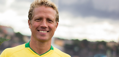 """Vår partner Friends har utsett Årets idrottsförebild 2014: Erik """"Samba-Erik"""" Johansson!"""