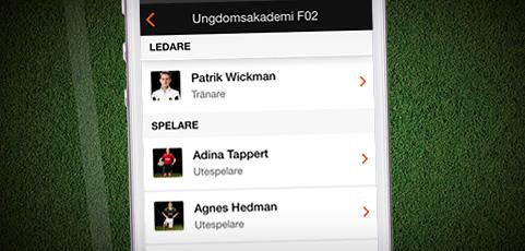 Fel åtgärdat i laget.se-appen för iPhone!