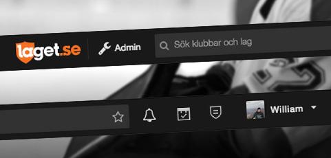 Nu lanseras en ny och lättillgänglig Användarbar på laget.se!