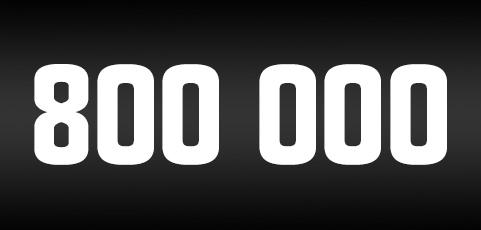 laget.se når ny milstolpe – 800 000 unika användare i Sverige!