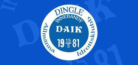 Dingle AIK valde att byta föreningssystem till laget.se