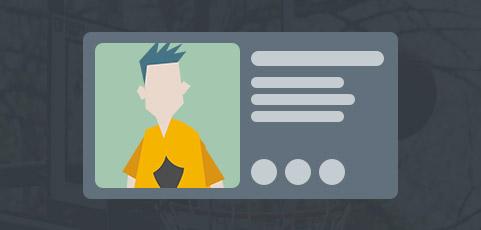 Funktion för dig som är aktiv i flera lag – skapa en sidspecifik profil