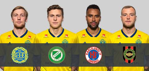 VM 2018: 8 klubbar som fostrat landslagsstjärnor