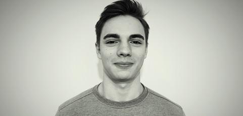 Lär känna Oskar Zimmerman – ny medarbetare på laget.se