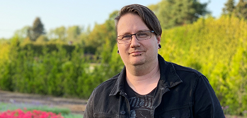 5 frågor till Kalle Weidt – ny medarbetare på laget.se