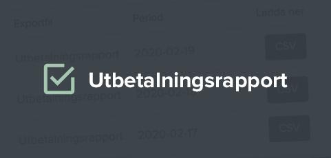 Förbättrade rapporter och filtreringsmöjligheter