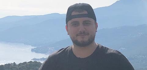 5 frågor till Alan Sulefani – ny medarbetare på laget.se