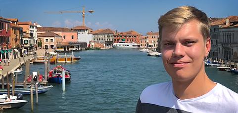 5 frågor till Daniel Blomkvist – ny medarbetare på laget.se