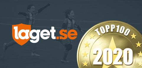 Topp100: laget.se vinner kategorin Sport och träning