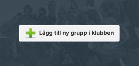 Nyhet: Enklare att lägga till nya lag och träningsgrupper i laget.se